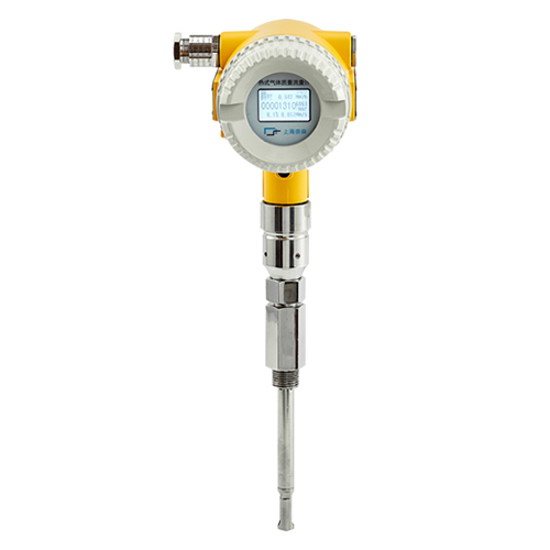 Thermal Gas Mass Flowmeter (Insertion Type)